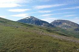Toppen på tur oppover -  Foto: Erlend Dårflot Olsen