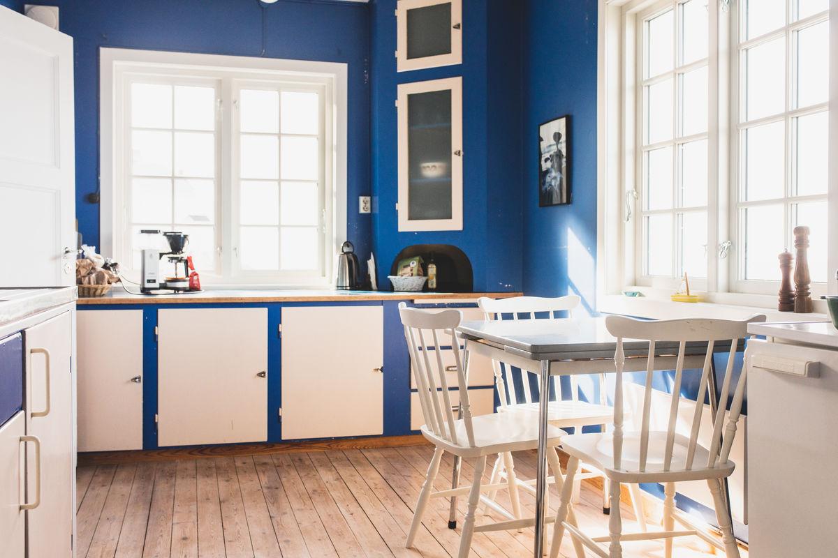 Kjøkken Stormhuset