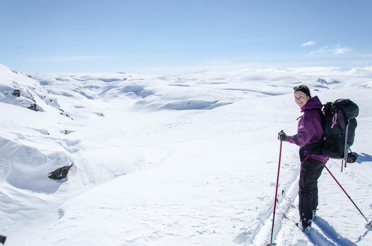 Ypperlig skiterreng