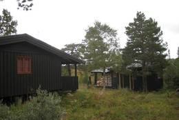 Kvitfjellhytta - Foto: Nina Kolstad