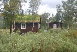Sikringshytte og uthus i Krukki - Foto: Cato Dåbakk