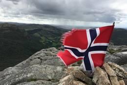 Toppunktet -  Foto: Lars-Martin Bøe