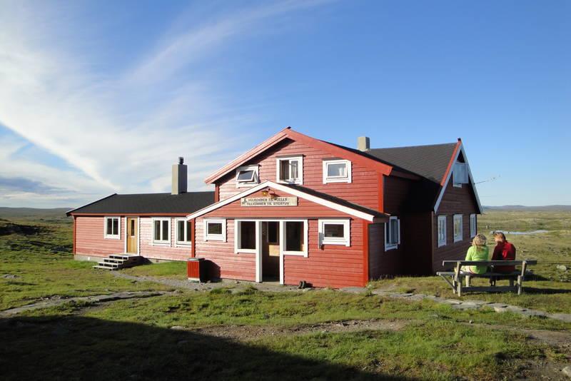 Stigstuv, Hardangervidda.