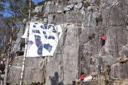 Preikestolen fjellstue kan tilby for grupper overnatting i Fjell Camp - Foto: Preikestolen fjellstue