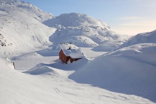 Vintereventyr på Høgabu
