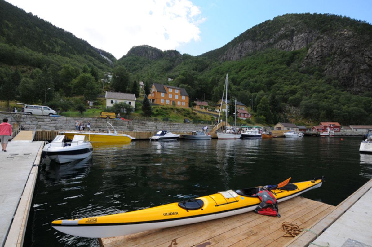 Flørli småbåthavn