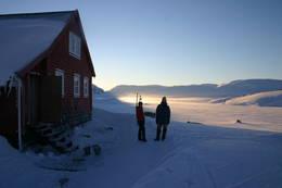 Sandvatn -  Foto: Leif Rune Salte