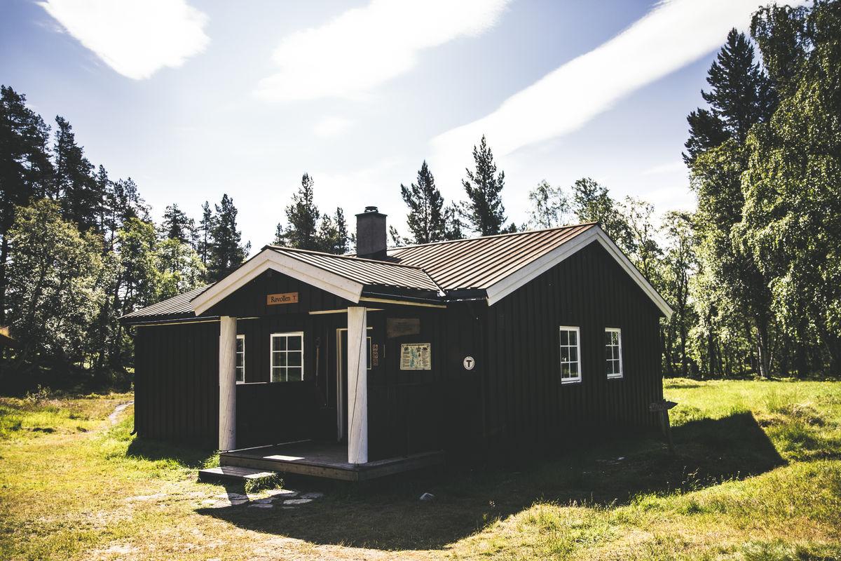 Området er godt egnet for barnefamilier, da terrenget er lettgått.