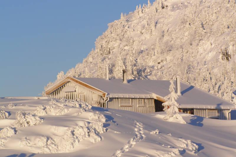 Eriksbu vinterstid