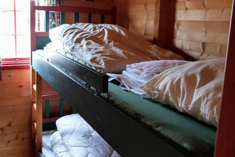 DNT hytte - 2 soverom