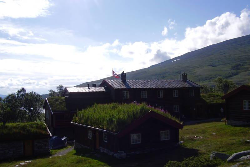 Bjørnhollia, Rondane