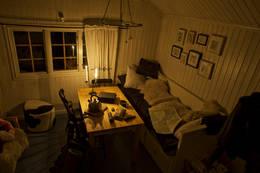 Koselig sofakrok - Foto: Marius Nergård Pettersen