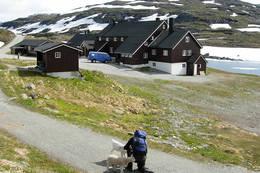 Geiterygghytta, Skarvheimen<br />Juni 2011  - Foto: Turid Eggen Hanshaugen