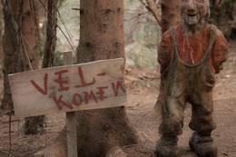 Alle er hjarteleg velkomne til Eventyrskogen. - Foto: Eldfinn Austigard