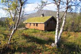 Saltfjellstua  - Foto: Robert Bjugn