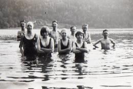 Badeliv i 1928 - Foto: Privat arkivbilde