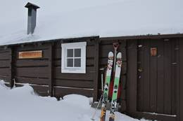 Jakobselet om vinteren - Foto: Martin Hauge-Nilsen