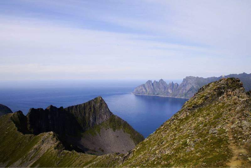 Utsikt til Steinfjorden