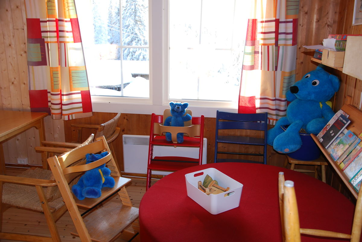 Barnekroken på Lageråkvisla.