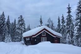 Lille Tømtehytta - Foto: Janet Bydal