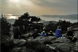 Fin utsikt -  Foto: Ukjent