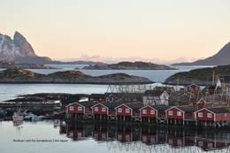Utsikt fra Svinøybrua -  Foto: Norges Turmasjforbund