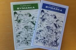 Husk Kart over Bymarka - vi selger dem på Rønningen - Foto: Jesper Jørgensen