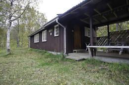 Fossestua - Foto: Håkon Langmo