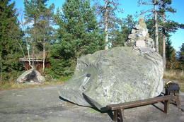 Blåfjellhuken -  Foto: Telemark Turistforening
