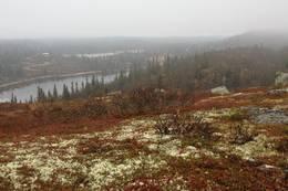 Godvatna sett fra Klypefjell -  Foto: Anders Sten Nessem