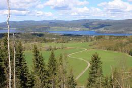 utsikt fra Persgardshalla - Foto: Kathrine Kragøe Skjelvan
