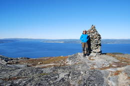 Bosbergheia, 537 moh. -  Foto: Asgeir Våg