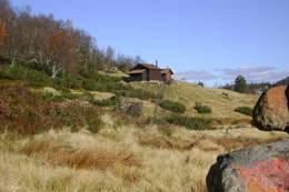 Tjønndalen fra vest -  Foto: Mie Kaasa