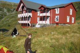 Sveitservillaen på Turtagrø  - Foto: Camilla Marstrander Askildsen