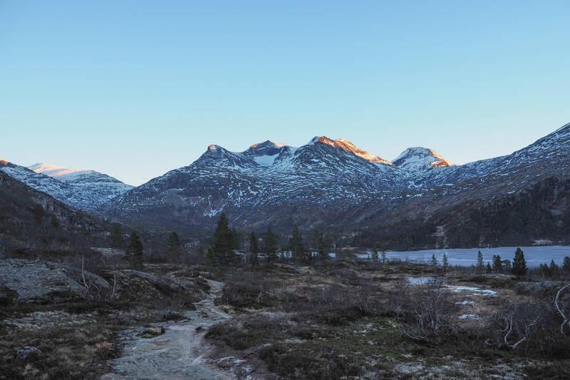 Seinhøst i Reindalen Foto Tone Drabløs