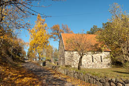 Løvøykapellet - Foto: Ukjent