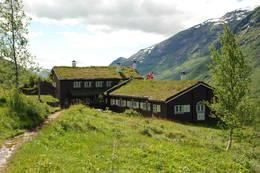 Skogadalsbøen - Foto: Ukjent