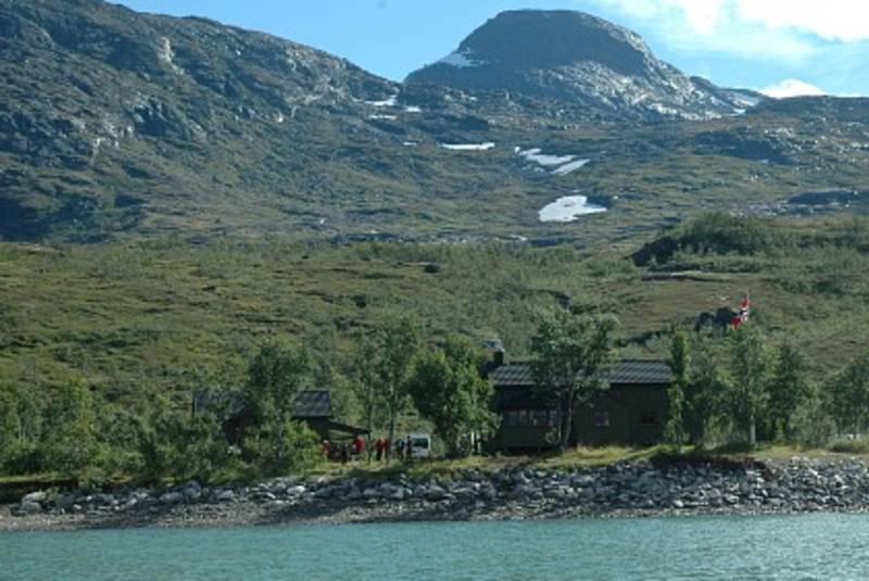 Kjennvasshytta, Indre Helgeland