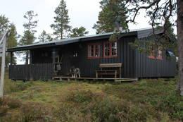 Kvitfjellhytta  -  Foto: NTT