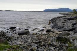 Utsikt over Talgsjøen mot Tustna - Foto: Harald Atle Oppedal