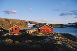 Vassdalstjørn ligger minimum 2 dagsmarsjer fra nærmeste vei, noe som viser igjen på besøkstallet -  Foto: Stavanger Turistforening