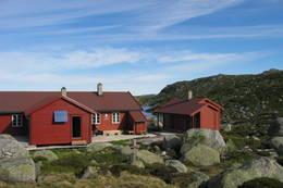 Josephsbu - Foto: Kristiansand og Opplands Turistforening
