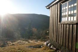 Mjåvasshytta  - Foto: Grete Kleveland
