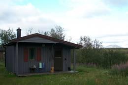 Bojobæskihytta, Finnmarksvidda  - Foto: Eva Breuer