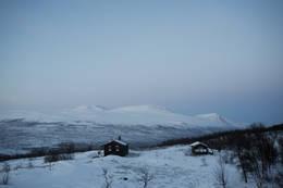 Dividalshytta - Foto: Marius Nergård Pettersen