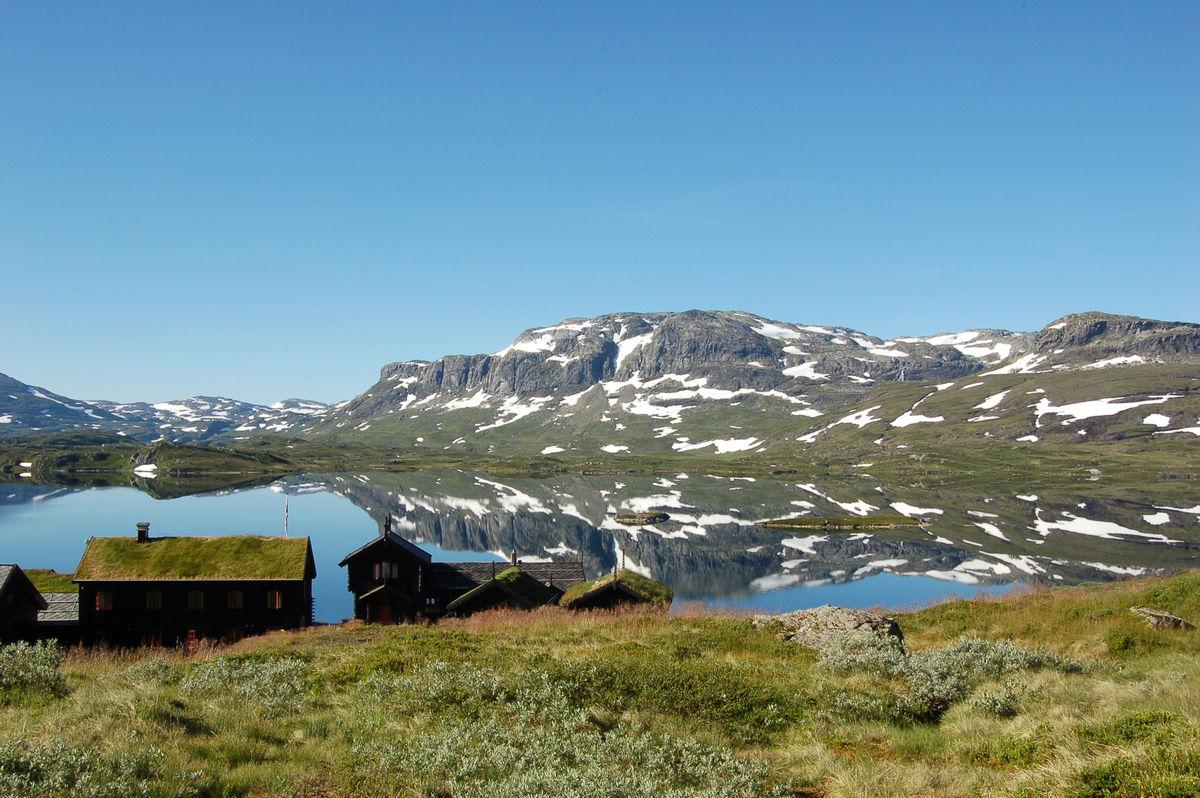 Haukeliseter fjellstue