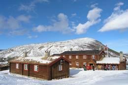 Bjørnhollia påsken 2006. - Foto: Torfinn Evensen