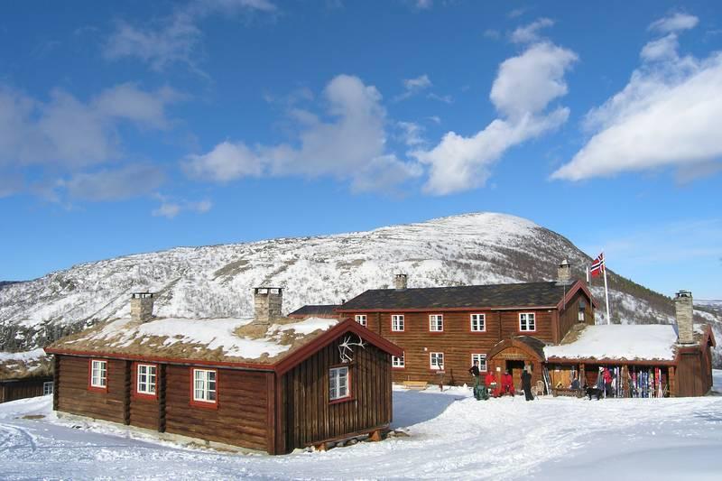 Bjørnhollia påsken 2006.