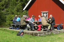 Fra turen med DNT Nedre Glomma - Foto: Tor Arild Fosby