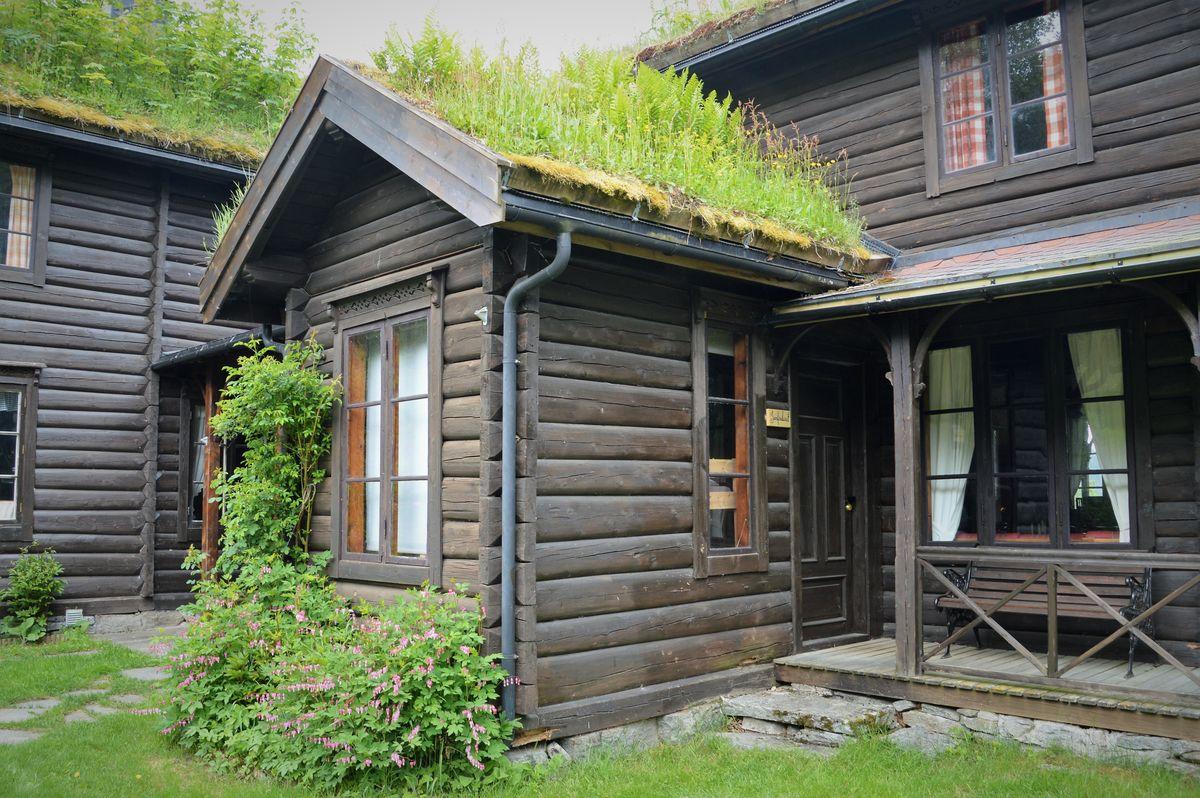 Jomfruburet, soverom tilknyttet selvbetjent hytte